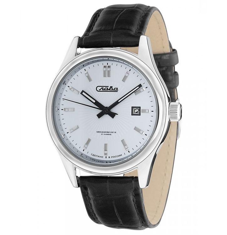 Часы Слава Премьер, 1361603/300-2414, белый все цены