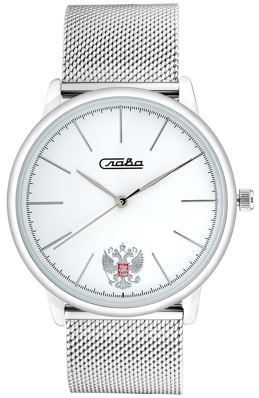 Часы Слава Традиция, 1721978/2035-100, белый все цены