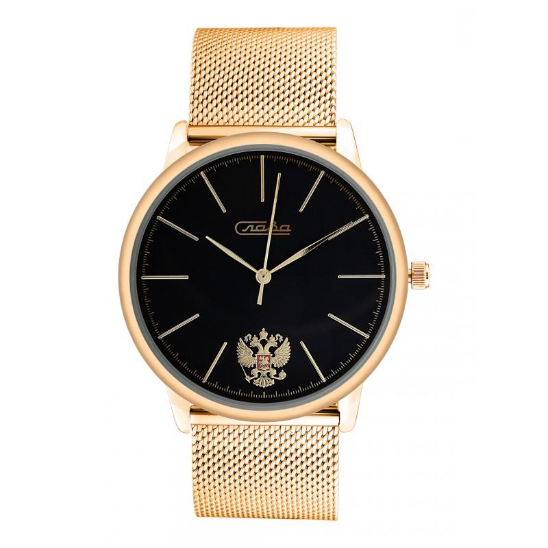 Часы Слава Традиция, 1729984/2035-100, черный все цены