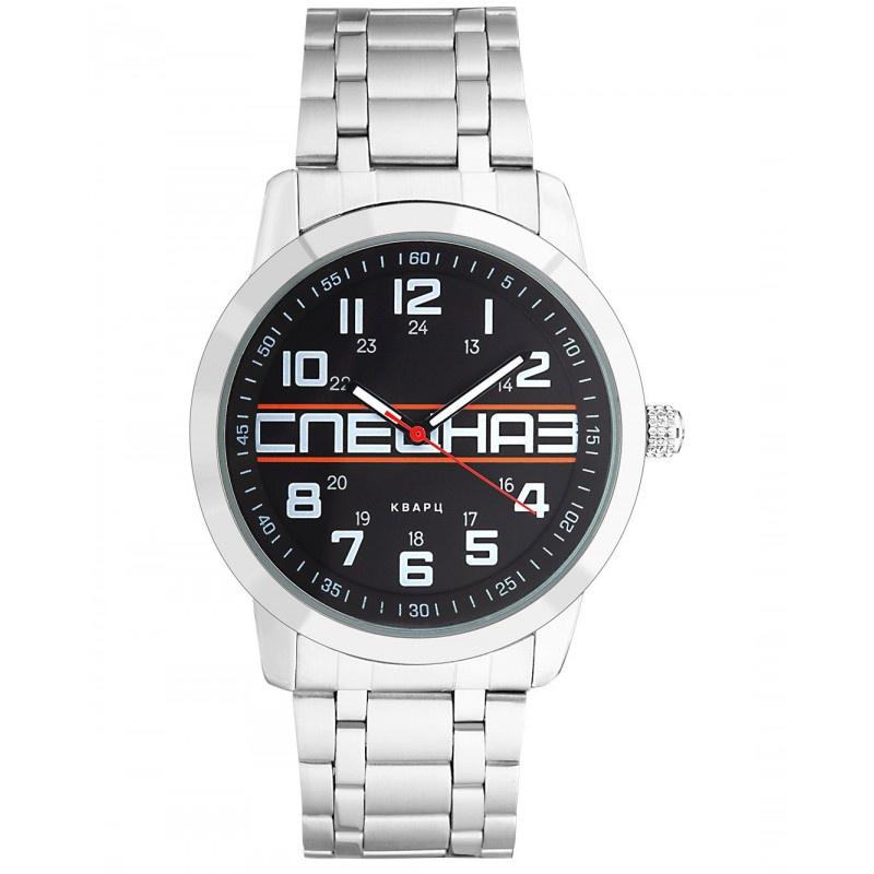 Часы Спецназ Атака, С2971407-2115-100, черный все цены