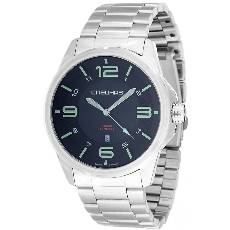 Часы Спецназ Атака, С2920366-2115-04, черный все цены
