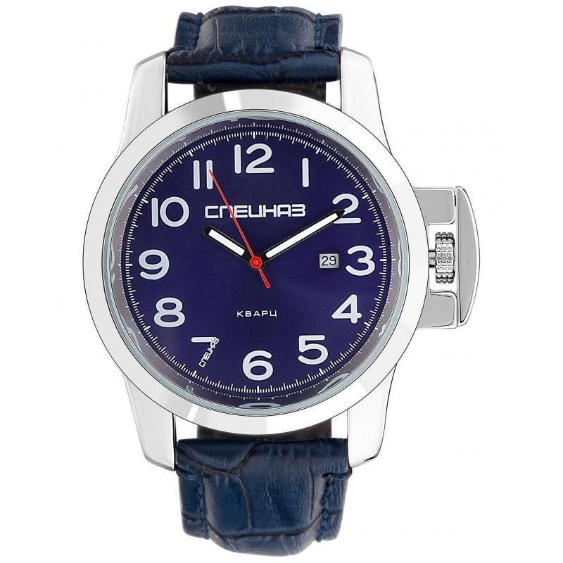 Часы Спецназ Атака, С2951387-2115-300, синий все цены