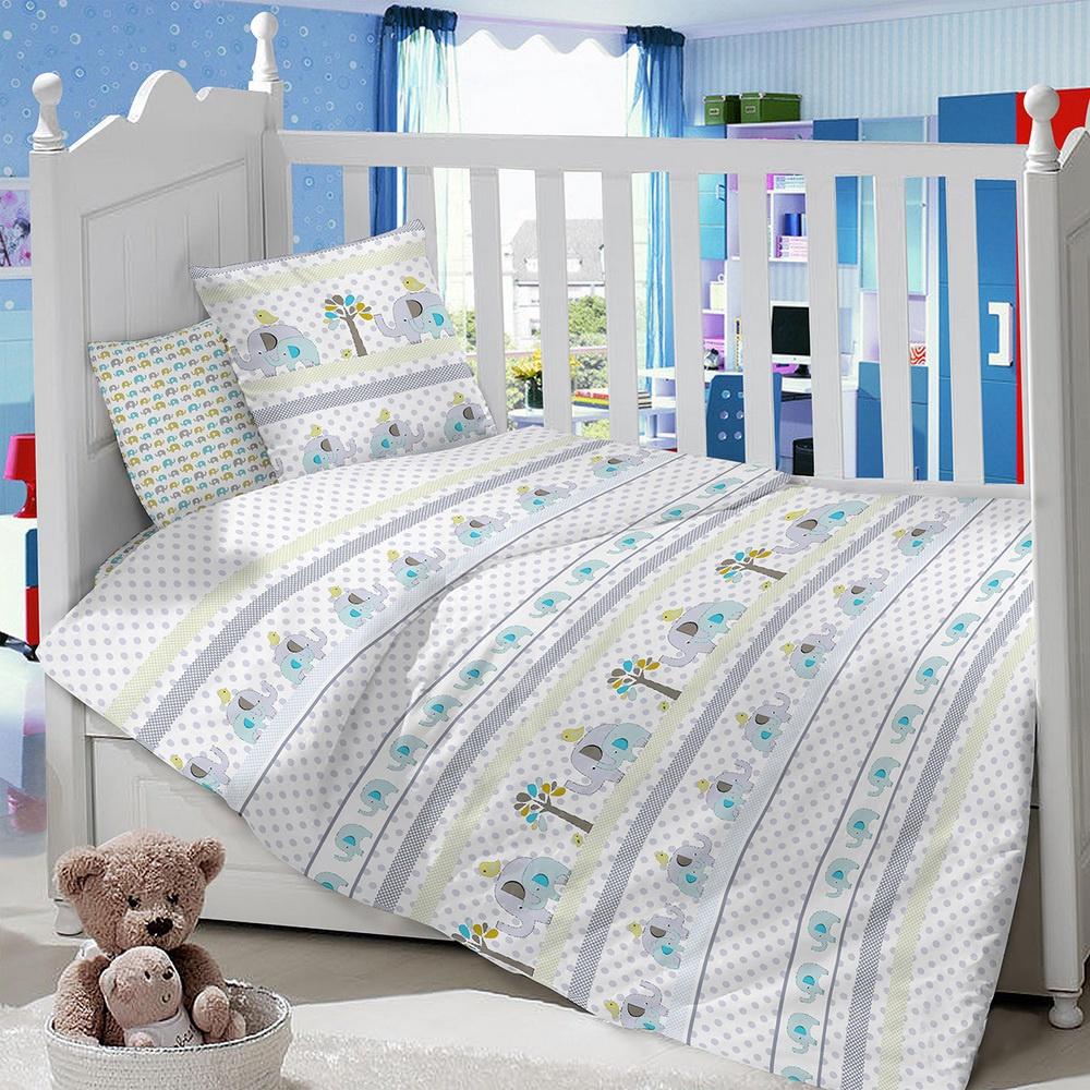 Комплект в кроватку LIMETIME Комплект в кроватку, простыня на резинке, LT1000-88, серый
