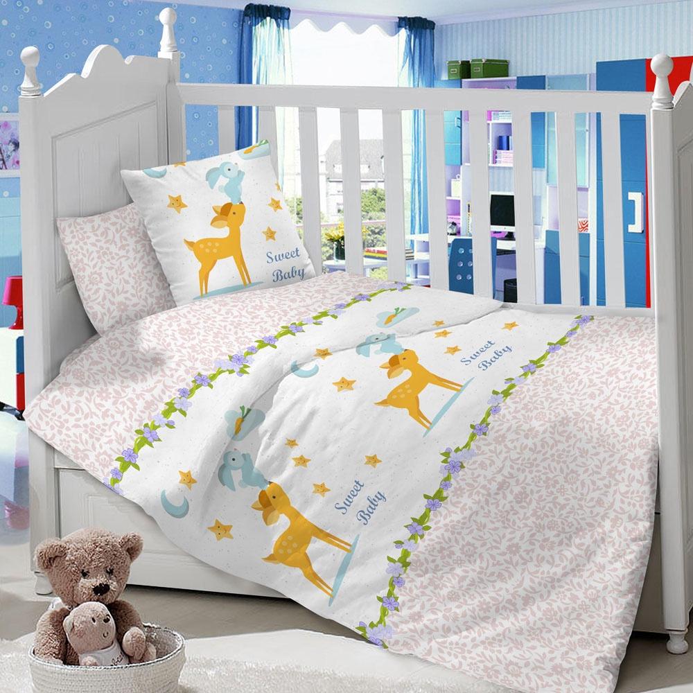 Комплект в кроватку LIMETIME Комплект в кроватку, простыня классическая, LT1100-32, розовый tel 06 1m wh