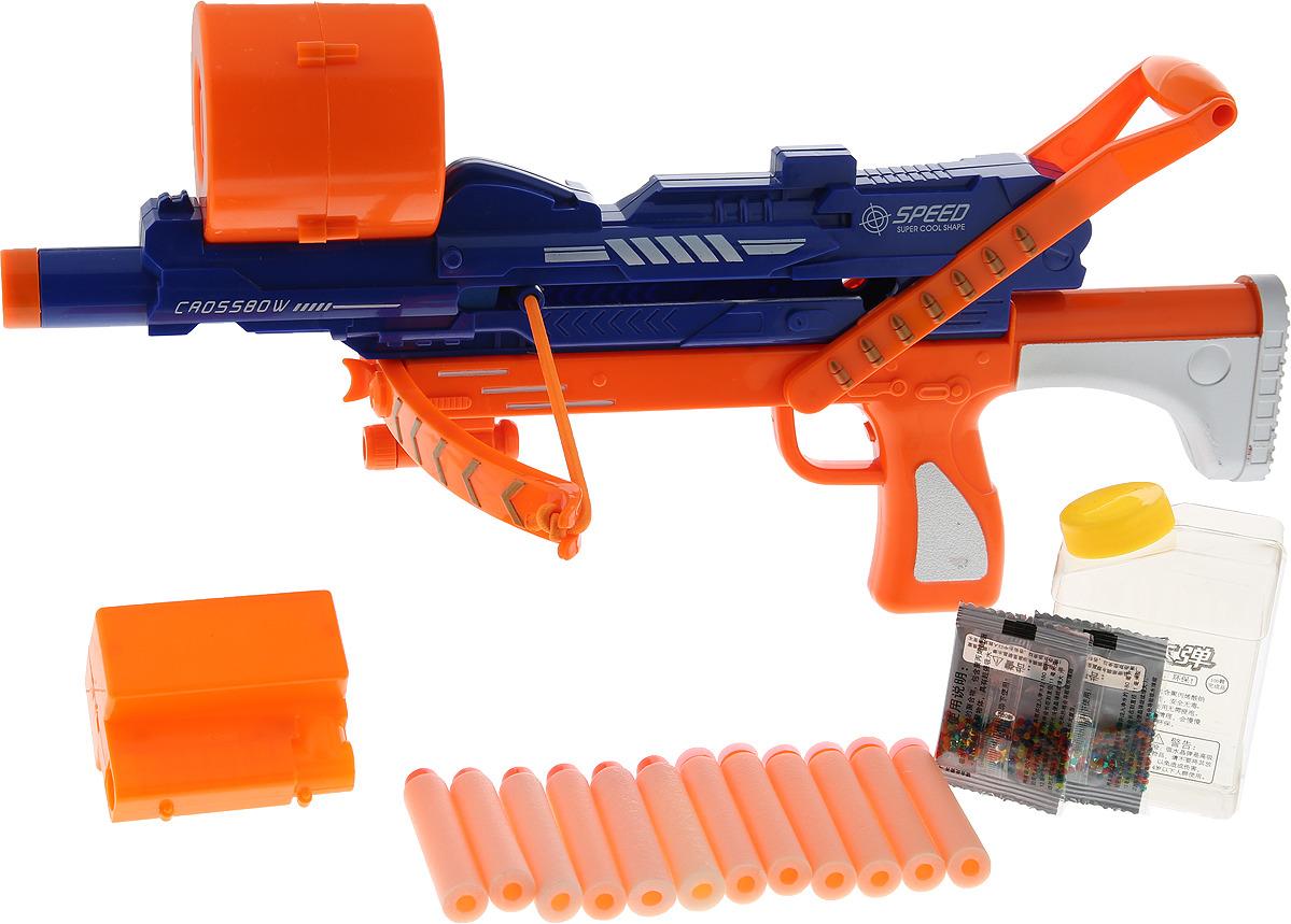 Игрушечное оружие Ружье-арбалет Рапид, 2882960 игрушечное оружие zuru x shot ружье с мишенями атака пауков