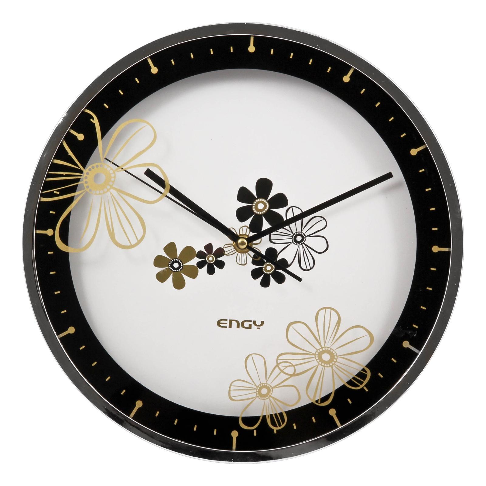 Настенные часы ENGY ЕС-24 круглые, 54 009324 часы настенные engy d300мм