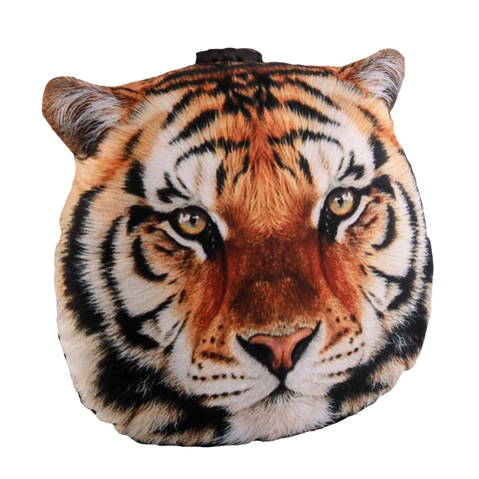 Подушка на сиденье GiftnHome сиденье, Auto-FACE Тигр