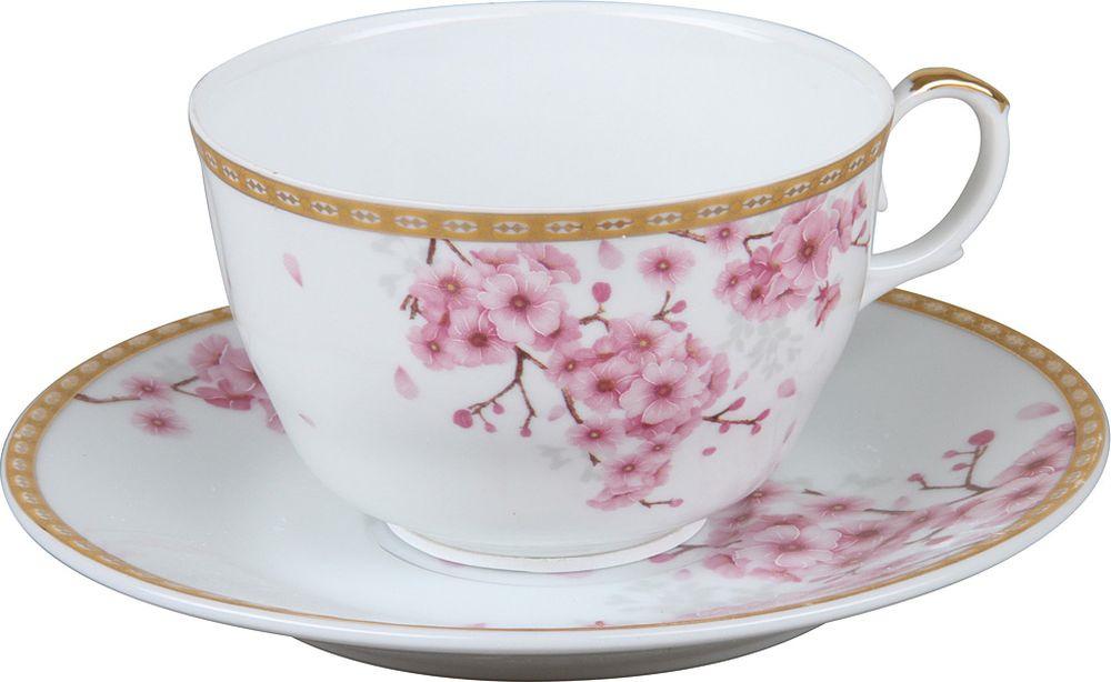 Пара чайная Rosenberg R-255010, 77.858@27673, белый rosenberg r 519