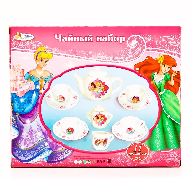 Игровой набор Играем вместе ПОСУДА, 234912 белый набор игровой ecoiffier сушилка для посуды посуда 39 предметов