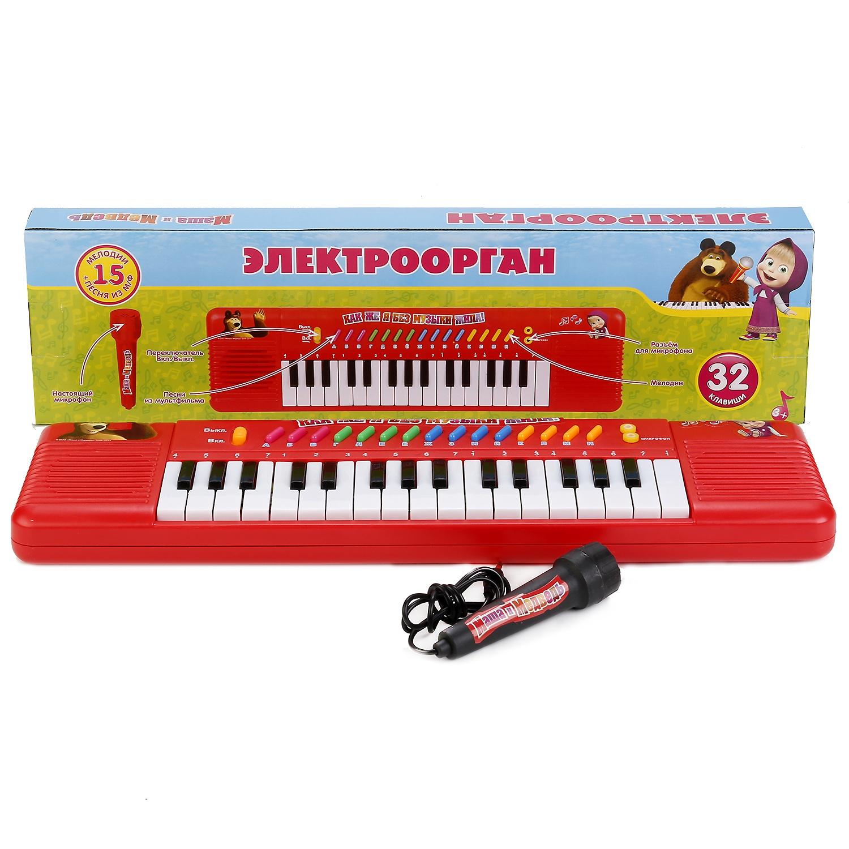 Музыкальная игрушка Играем вместе B375978-R2 красный