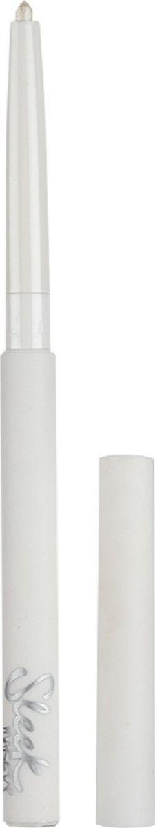 Автоматичексий контур для глаз Sleek MakeUP Twistup Eye Pencil White 649, 19 г