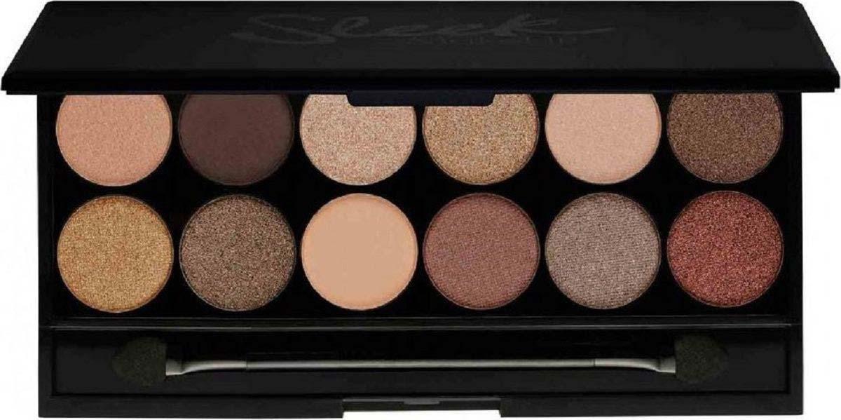 Тени для век в палетке Sleek MakeUP Eyeshadow Palette I-Divine (12 тонов) All Night Long 429, 111 г все цены