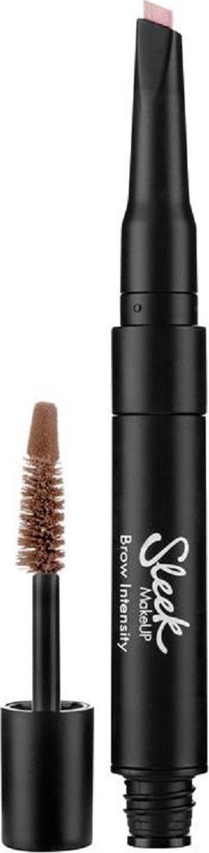 Гель для бровей и хайлайтер Sleek MakeUP Brow Intencity 215 Light, 19,14г