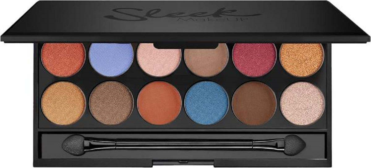Тени для век в палетке Sleek MakeUP Eyeshadow Palette I-Divine (12 тонов) Spirit Animal 1143, 111 г все цены