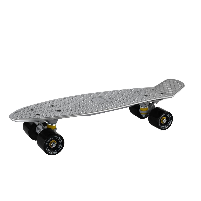 Круизер RGX PNB-14, PNB-14-01, серый металлик скейтборд четырёхколёсный ridex vulcan 60x45 мм серый ут 00009655