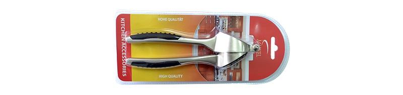 Пресс для чеснока Marvel (Посуда) 77096, Нержавеющая сталь пресс для чеснока fissman 7005 высокоуглеродистая сталь