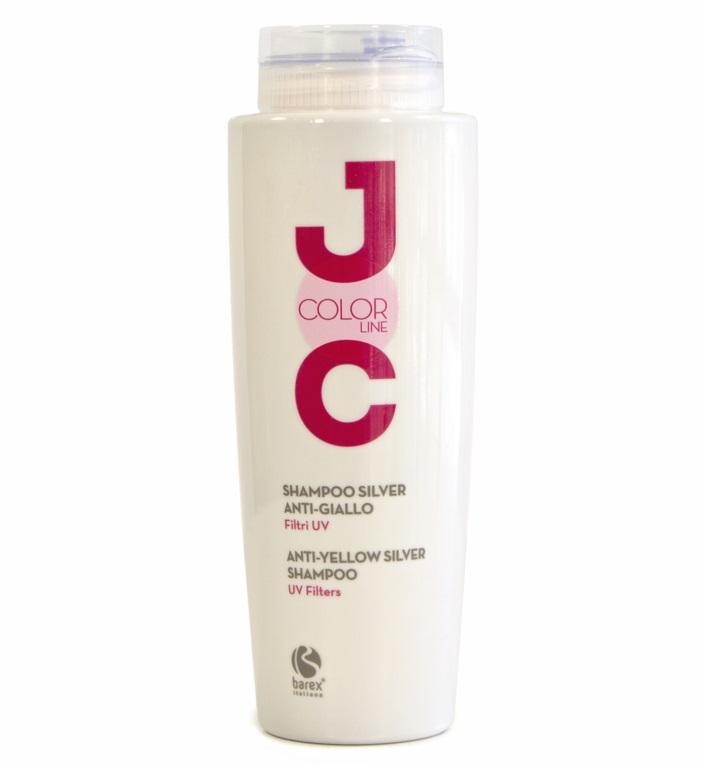 Шампунь для волос Barex Шампунь против желтого оттенка волос с УФ-фильтром цена