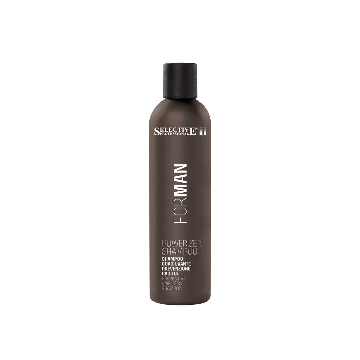 Шампунь для волос SELECTIVE PROFESSIONAL Powerizer + selective professional шампунь powerizer против выпадения волос 250 мл