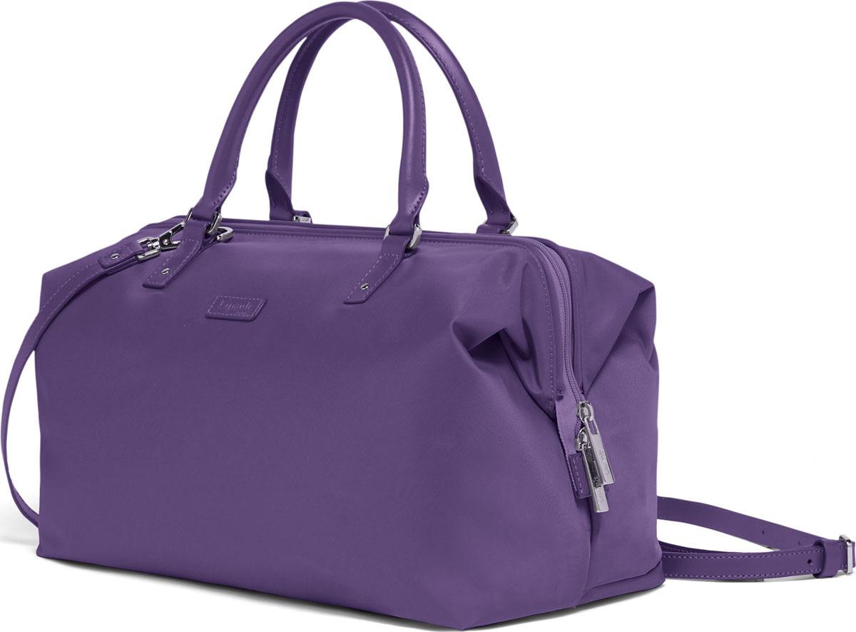 Сумка дорожная женская Lipault, P51*A0109, фиолетовый, 14 л цена и фото