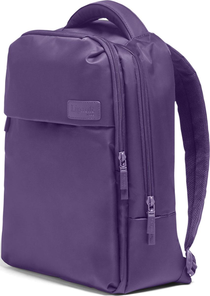 Рюкзак Lipault, P55*A0116, фиолетовый, 17 л