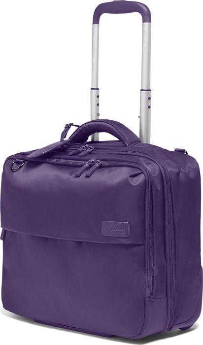 Сумка-тележка Lipault, P55*A0108, фиолетовый, 24 л lipault p5301004