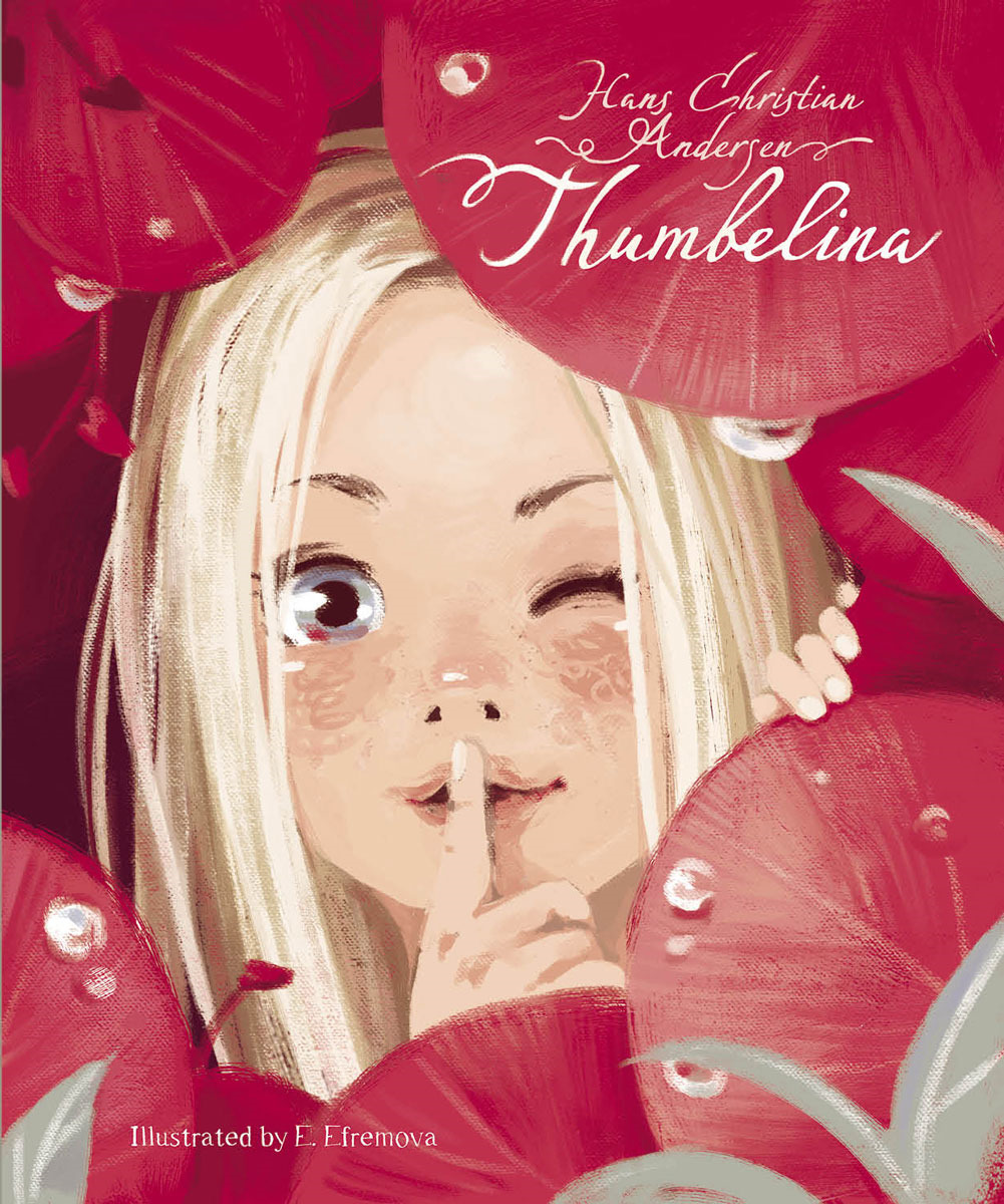 Hans Christian Andersen Thumbelina отсутствует thumbelina дюймовочка