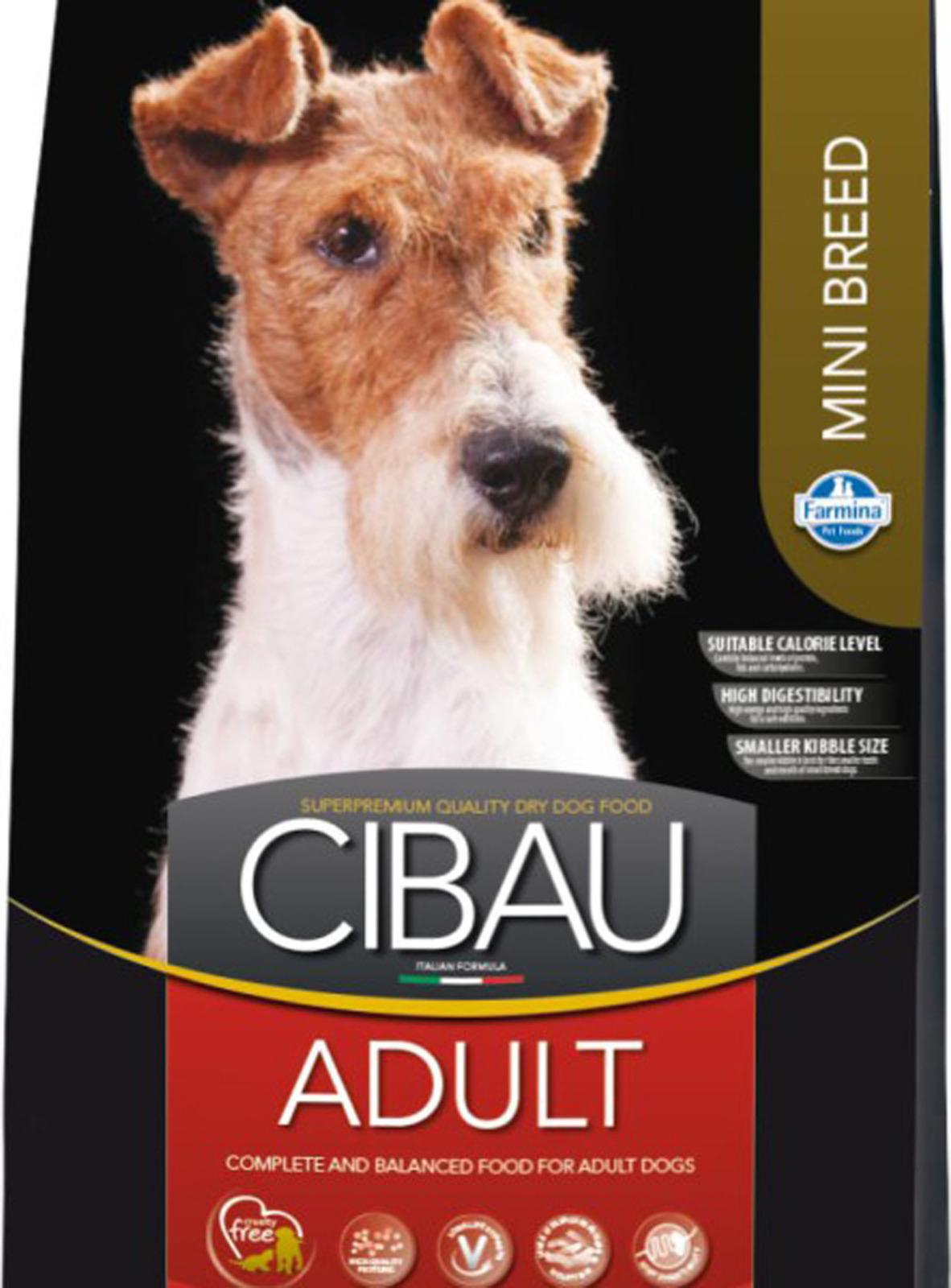 Корм сухой Farmina Cibau, для собак мелких пород, с курицей, 7 кг