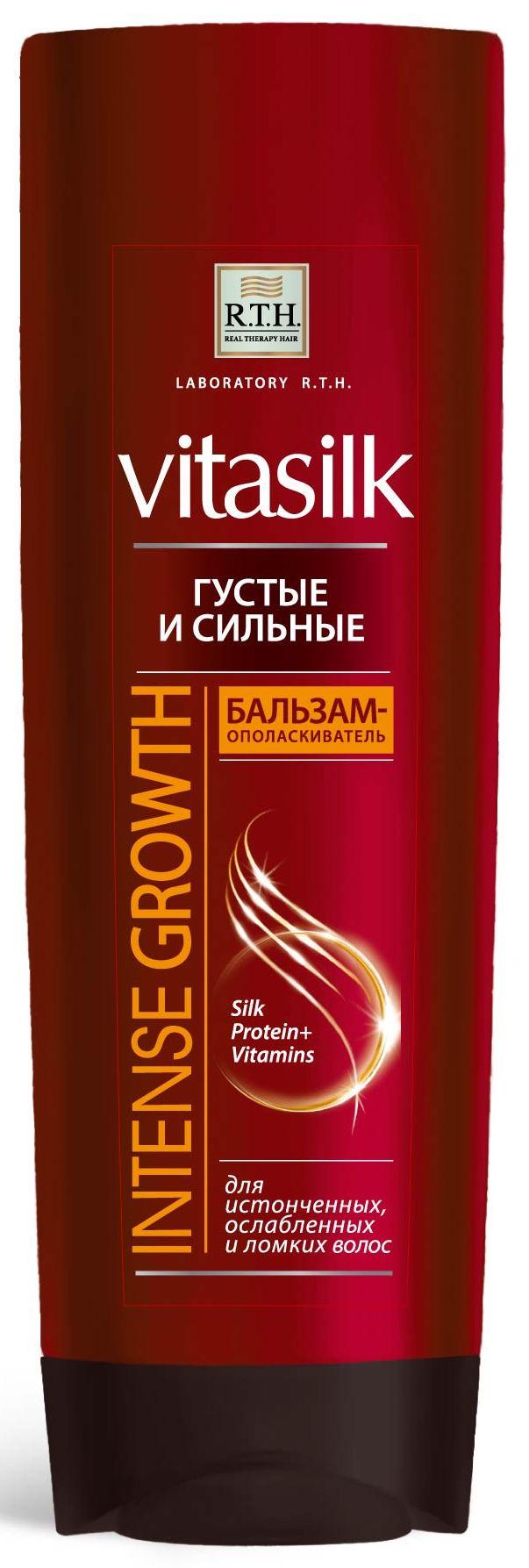 Бальзам для волос R.T.H. Vitasilk WOMEN Густые и сильные