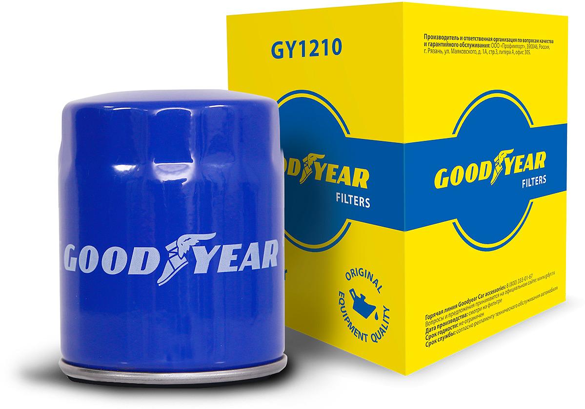 Масляный фильтр Goodyear GY1210 seat 61 thailand