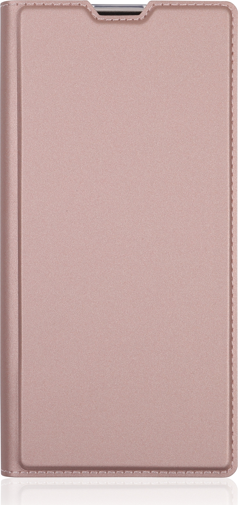 Чехол Brosco Book для Sony Xperia XA2 Plus, розовый чехол для sony i4213 xperia 10 plus brosco силиконовая накладка черный