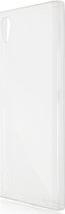 Чехол Brosco TPU для Sony Xperia XA1, прозрачный чехол для sony g3412 xperia xa1 plus brosco накладка синий