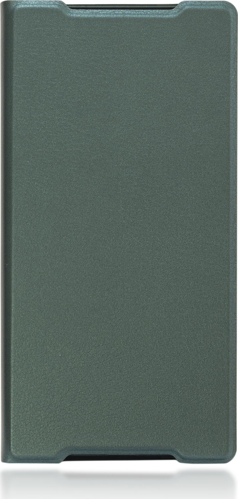 Чехол Brosco Book для Sony Xperia Z5, зеленый стоимость