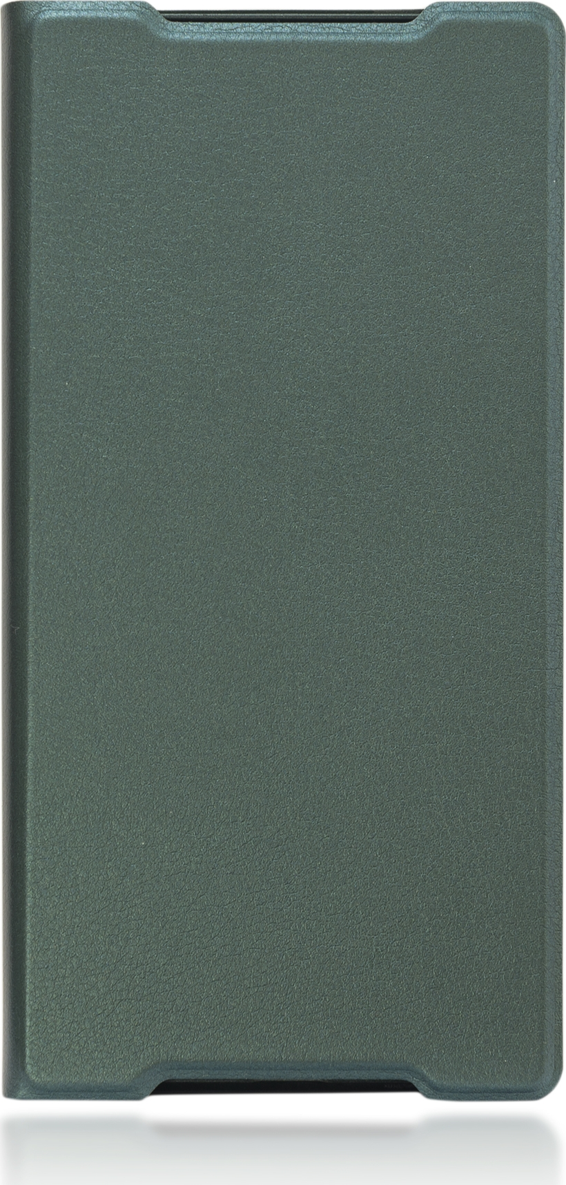 Чехол Brosco Book для Sony Xperia Z5, зеленый цена