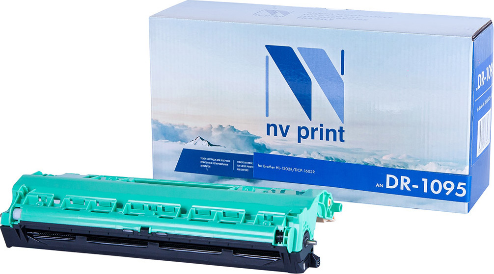 Фотобарабан NV Print NV-DR-1095, для Brother HL-1202R/DCP52423-1602R, black