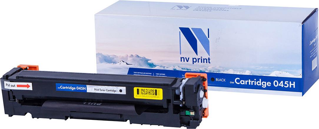Картридж NV Print NV-045H, черный, для лазерного принтера картридж nv print cc533a canon 718 magenta для нewlett packard lj color cp2025 2800k