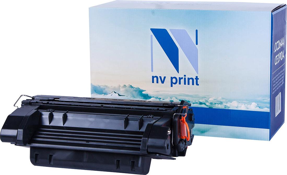 Картридж NV Print NV-CC364A/CE390A, черный, для лазерного принтера