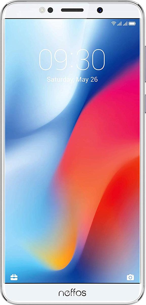 Смартфон Neffos С9 Moolight 16 GB, серебристый смартфон tp link neffos с9 moolight silver
