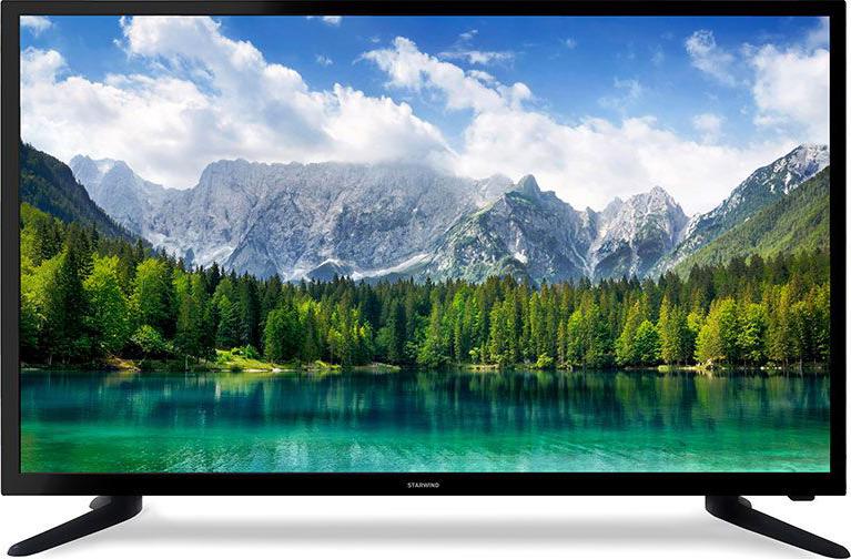 Телевизор Starwind SW-LED32R401BT2S 32, черный телевизор philips 32pht4132 60