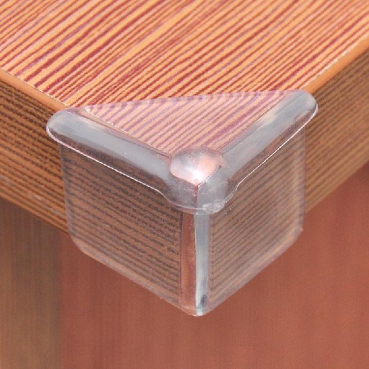 Уголки защитные треугольные для мебели 4 шт