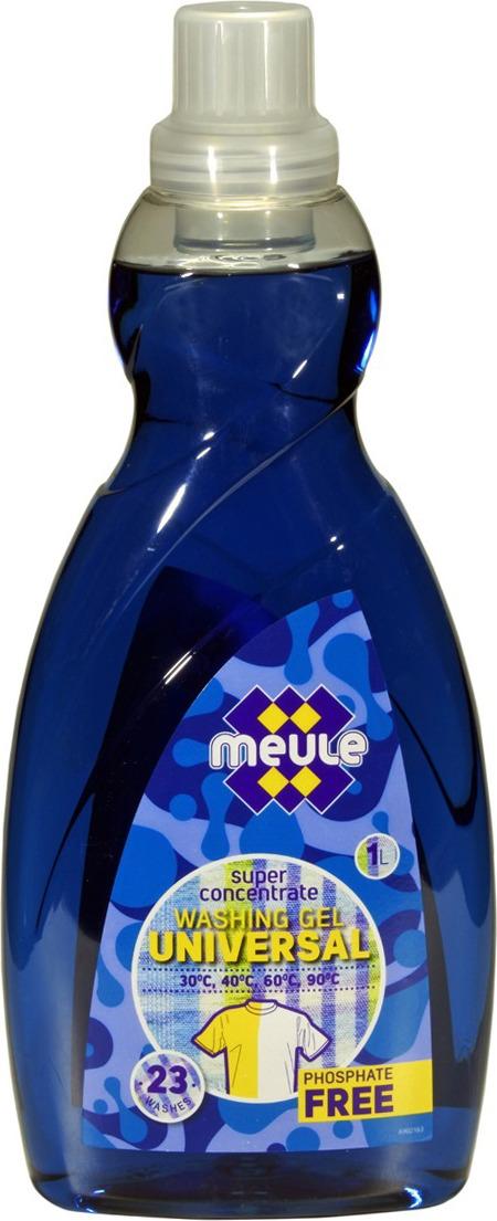 """Гель для стирки """"Meule"""", концентрат, универсальный, 1 л"""