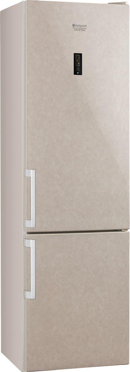 лучшая цена Холодильник Hotpoint-Ariston HFP6200 M, бежевый