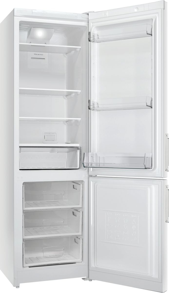 Холодильник Stinol STN 200, двухкамерный, белый Stinol