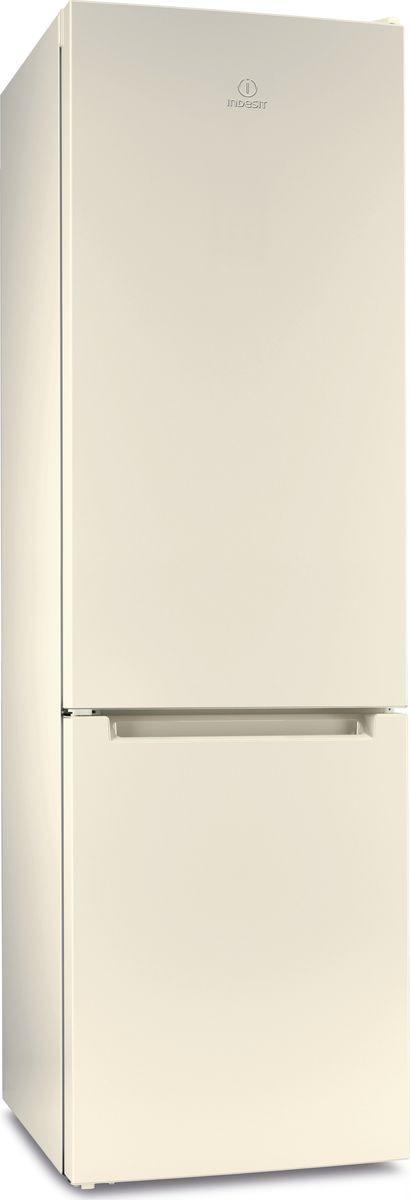 лучшая цена Холодильник Indesit DF 4200 E, бежевый