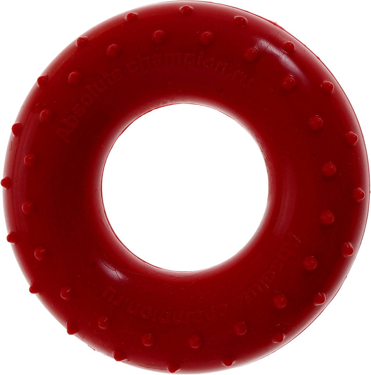 Эспандер Absolute Champion, 4607156360659, красный, усилие 10 кг детский спортивный комплекс absolute champion самолет салатово красный