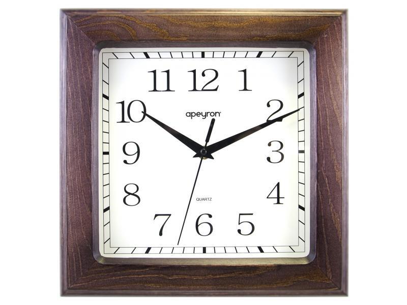 Настенные часы APEYRON electrics Часы настенные WD 02.002 все цены
