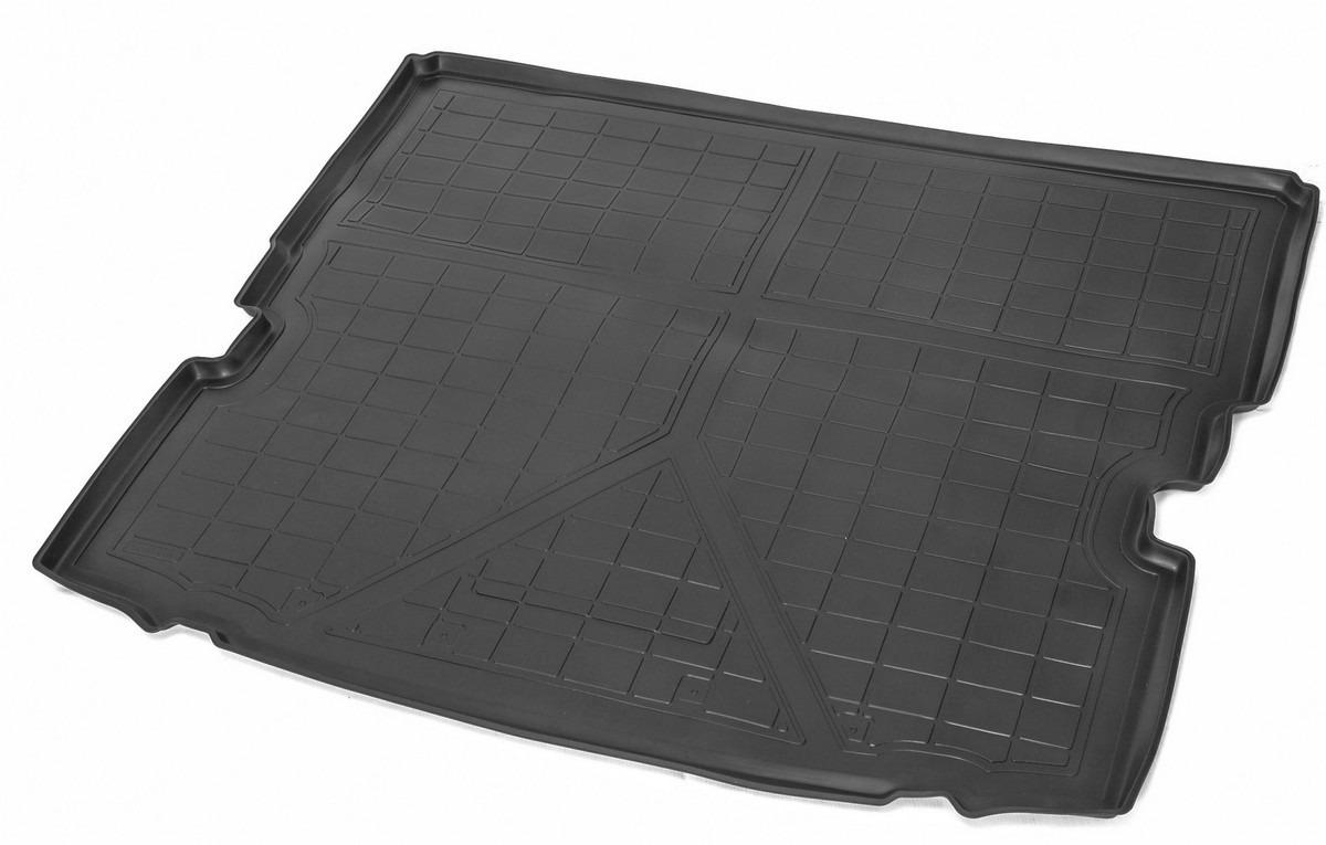 Коврик багажника Rival для Opel Zafira Family 2012-н.в., полиуретан. 1420700414207004Коврик багажника Rival позволяет надежно защитить и сохранить от грязи багажный отсек вашего автомобиля на протяжении всего срока эксплуатации, полностью повторяют геометрию багажника. - Высокий борт специальной конструкции препятствует попаданию разлитой жидкости и грязи на внутреннюю отделку. - Произведен из первичных материалов, в результате чего отсутствует неприятный запах в салоне автомобиля. - Рисунок обеспечивает противоскользящую поверхность, благодаря которой перевозимые предметы не перекатываются в багажном отделении, а остаются на своих местах. - Высокая эластичность, можно беспрепятственно эксплуатировать при температуре от -45°C до +45°C. - Коврик изготовлен из высококачественного и экологичного материала, не подверженного воздействию кислот, щелочей и нефтепродуктов. Уважаемые клиенты! Обращаем ваше внимание, что коврик имеет форму, соответствующую модели данного автомобиля. Фото служит для визуального восприятия товара.