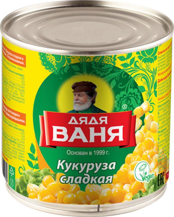 Дядя Ваня кукуруза сладкая, 340 г ваня в сарафане 2018 12 01t14 00