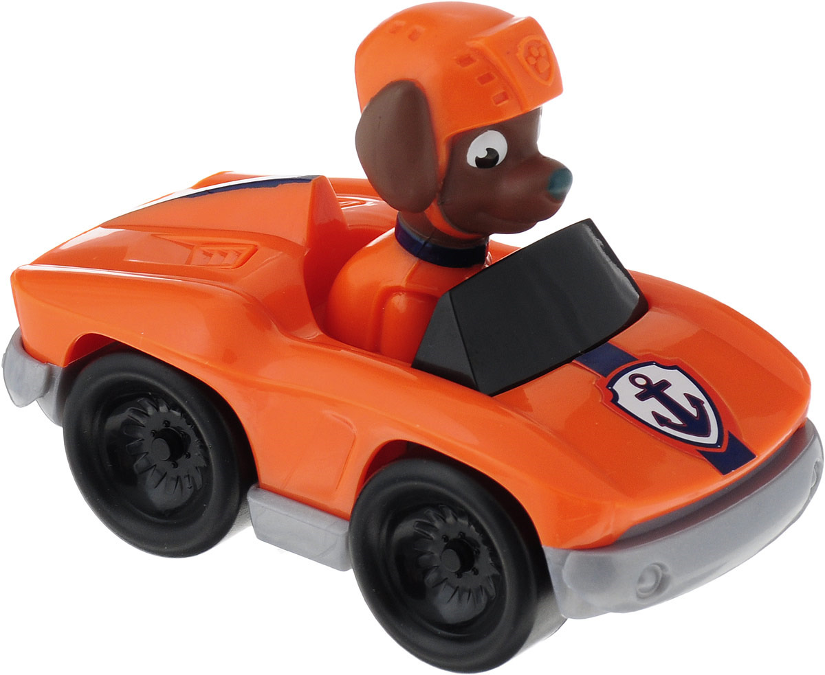 Машина спасателя Paw Patrol Chase, 16605_20088392, оранжевый игрушки интерактивные spin master игрушка zoomer paw patrol маршал интерактивная