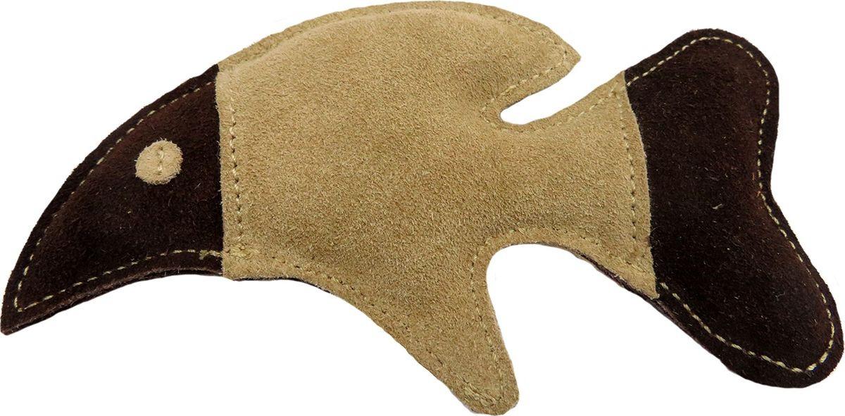 Игрушка для собак Ankur Рыбка, AEPT-15, 18 х 10 см