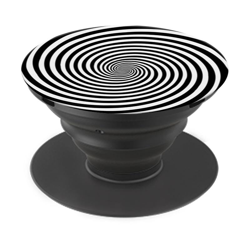 Фото - Наклейка на телефон POPSO Иллюзия, ps-19-1-143-3-0, черный проводной и dect телефон foreign products vtech ds6671 3